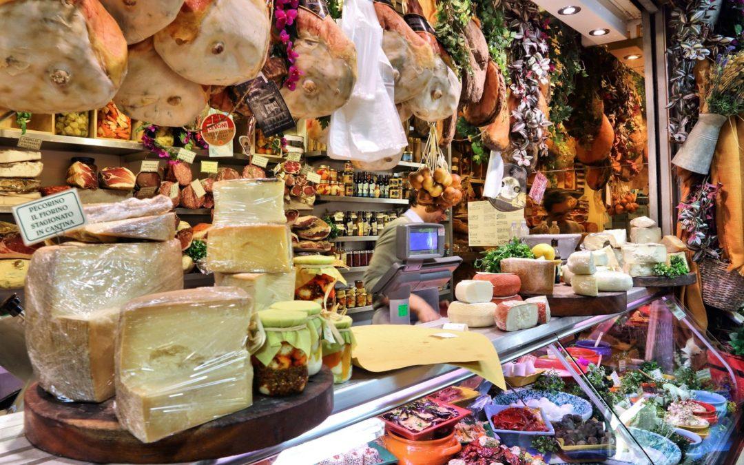 Итальянский язык: Покупка еды