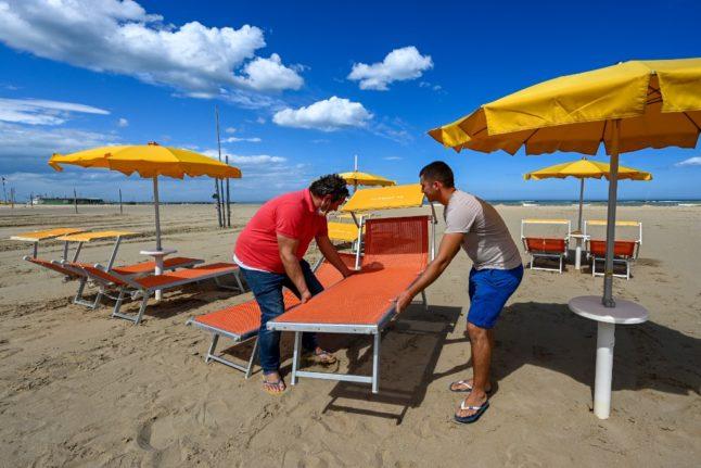"""Итальянский """"Holiday bonus"""" в размере 500 Евро должен вернуться летом 2021 года"""
