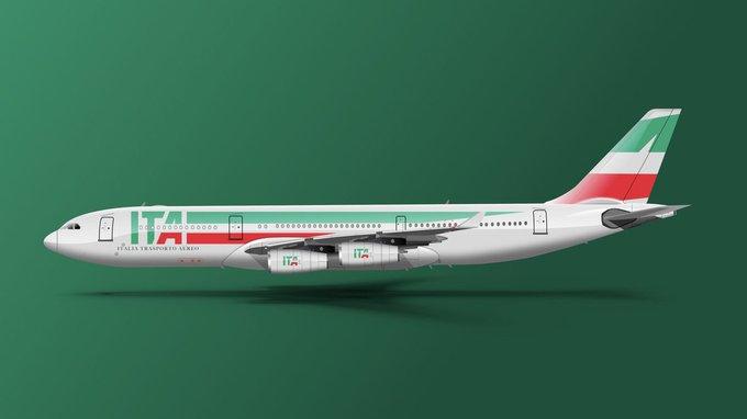ITA: новая национальная авиакомпания Италии получила разрешение на полеты
